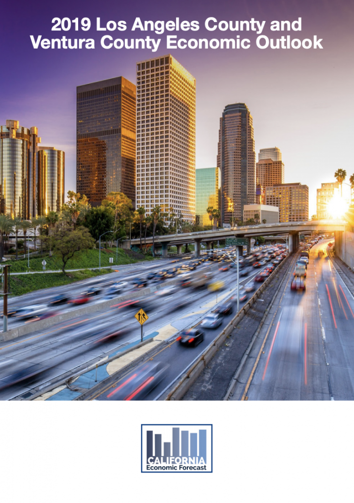 2019 Los Angeles County Ventura County Economic Outlook